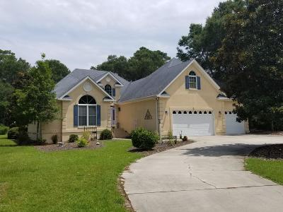Supply Single Family Home For Sale: 3272 Channelside Drive SW