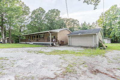 Jacksonville Single Family Home For Sale: 1951 Rocky Run Road