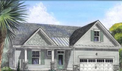 Holly Ridge Single Family Home For Sale: 237 Twining Rose Lane