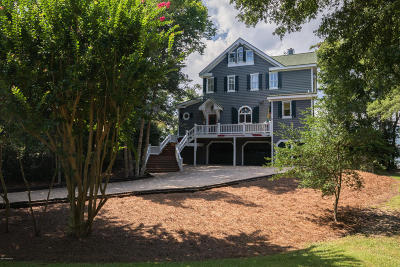Emerald Isle Single Family Home For Sale: 7004 Sound Drive
