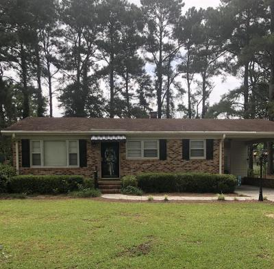 Whiteville NC Single Family Home For Sale: $112,900
