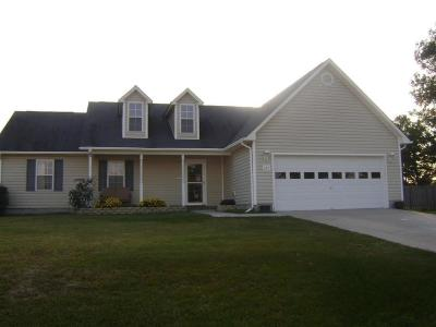 Sneads Ferry Rental For Rent: 201 Ross Court