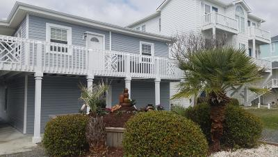 Holden Beach Island, Holden Beach Mainland Single Family Home For Sale: 105 Durham Street