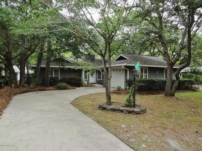 Sunset Beach Single Family Home For Sale: 606 Camellia Lane