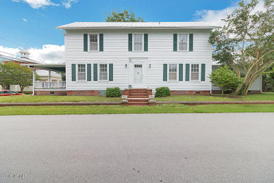 Swansboro Single Family Home For Sale: 101 S Walnut Street