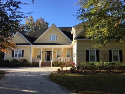 Wilmington Single Family Home For Sale: 8777 Tilbury Drive