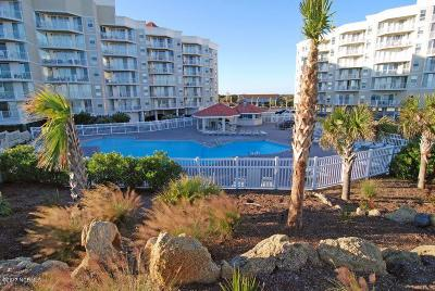 North Topsail Beach, Surf City, Topsail Beach Condo/Townhouse For Sale: 2000 New River Inlet Road Road #1102