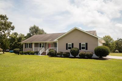 Smyrna Single Family Home For Sale: 160 Whitehurst Road