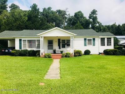 Tabor City Single Family Home For Sale: 3989 Richard Wright Road