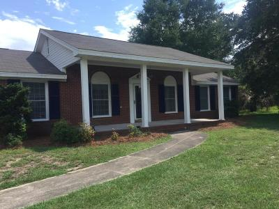 Supply Single Family Home Pending: 903 Sabbath Home Road SW
