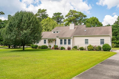 Morehead City Single Family Home For Sale: 415 Hillcrest Drive