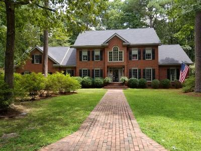 Nash County Single Family Home For Sale: 1508 Jeremy Lane