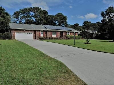 Wilmington NC Single Family Home For Sale: $349,900