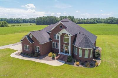 Pitt County Single Family Home For Sale: 5042 Ayden Golf Club Road