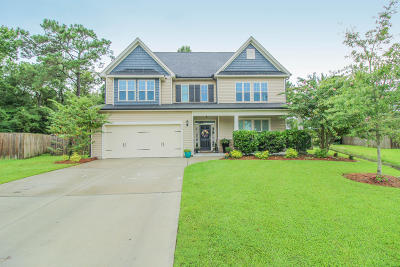 Swansboro Single Family Home For Sale: 215 Spoon Bill Court