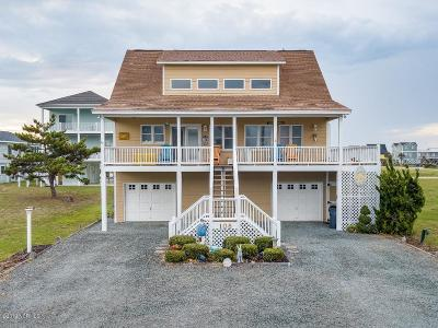 Holden Beach Single Family Home Active Contingent: 108 Conch Street