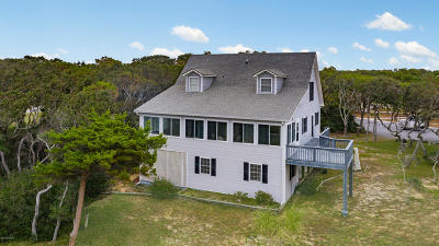 Oak Island Single Family Home For Sale: 203 Robert L Jones Street