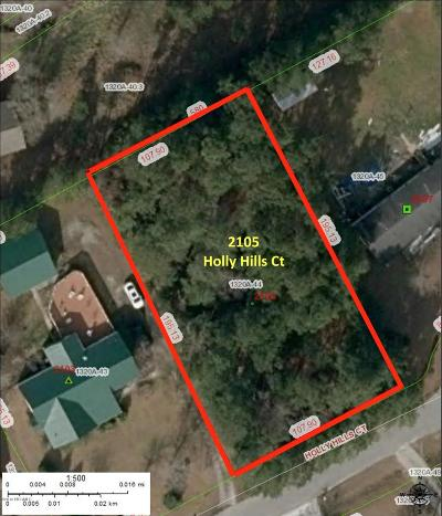 Swansboro Residential Lots & Land For Sale: 2105 Holly Hill Court