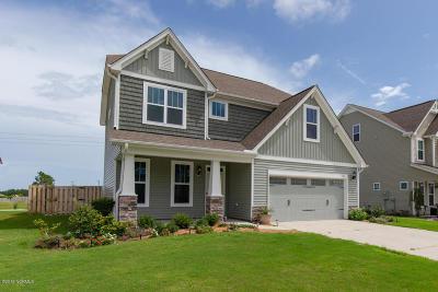 Holly Ridge Single Family Home For Sale: 126 Hampton Drive