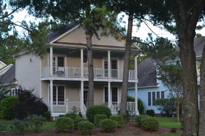 Sunset Beach Single Family Home For Sale: 1169 Eastwood Landing Way