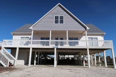 Ocean Isle Beach Single Family Home For Sale: 437 E Third Street