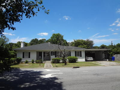 Greenville NC Single Family Home For Sale: $205,000