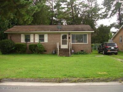 New Bern Single Family Home For Sale: 2007 Opal Street