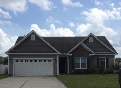 New Bern NC Single Family Home For Sale: $175,000