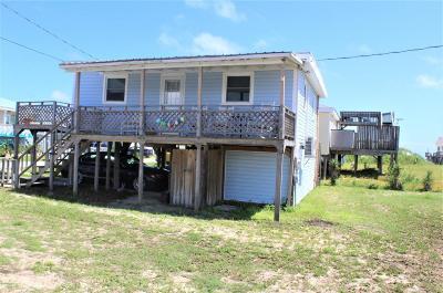North Topsail Beach, Surf City, Topsail Beach Single Family Home For Sale: 7400 9th Avenue