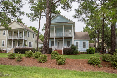 Sunset Beach Single Family Home For Sale: 1187 Eastwood Landing Way