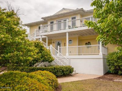 Wrightsville Beach Condo/Townhouse For Sale: 307 Coral Drive #A