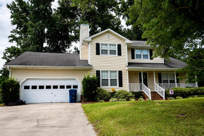 Havelock NC Single Family Home For Sale: $179,900