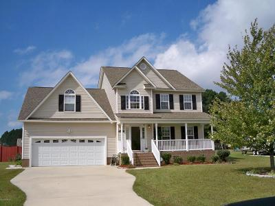 Greenville NC Single Family Home For Sale: $245,000