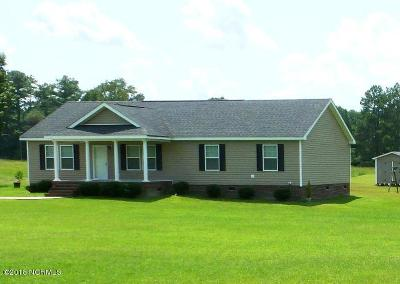 Beulaville Single Family Home For Sale: 230 Sandlin Road