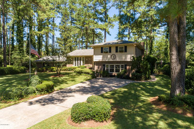 Trent Woods Single Family Home For Sale: 5218 Springwood Drive