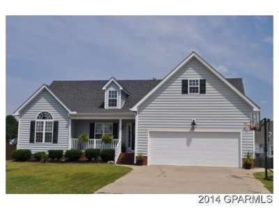 Winterville Rental For Rent: 2816 Camille Drive