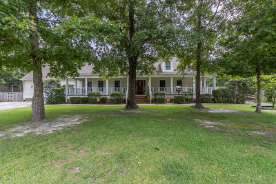 Jacksonville Single Family Home For Sale: 237 River Bend Road