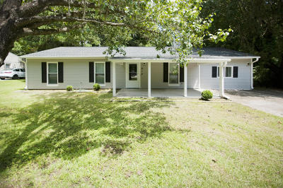 Jacksonville Single Family Home For Sale: 614 Shadowridge Road