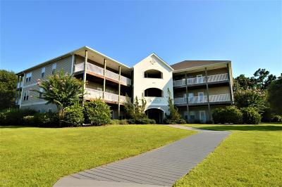 Cape Carteret Condo/Townhouse For Sale: 200 Lighthouse Lane #B-2