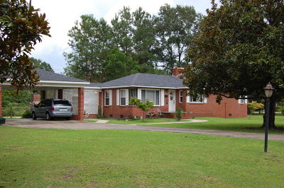 Havelock NC Single Family Home For Sale: $136,500