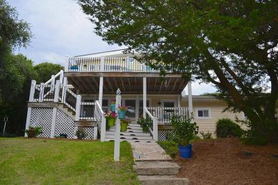 Emerald Isle NC Single Family Home For Sale: $600,000