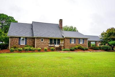Pitt County Single Family Home For Sale: 2135 Jim Taylor Road