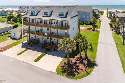 Atlantic Beach Condo/Townhouse For Sale: 219 W Terminal Boulevard #B