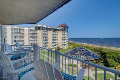 North Topsail Beach, Surf City, Topsail Beach Condo/Townhouse For Sale: 2000 New River Inlet Road #1310