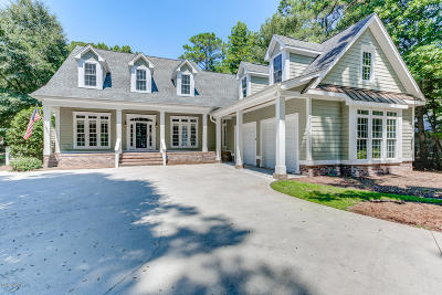 Wilmington Single Family Home For Sale: 1021 Futch Creek Road