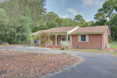 Southport Single Family Home For Sale: 115 Cape Fear Drive