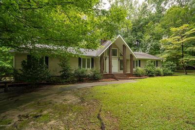 New Bern Single Family Home For Sale: 102 Strange Lane