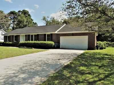 Wilmington Single Family Home For Sale: 310 Rl Honeycutt Drive