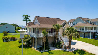 Newport Single Family Home For Sale: 407 Coastal View Court