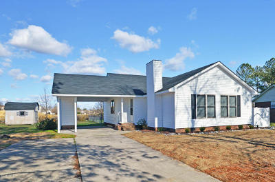 Winterville Rental For Rent: 1023 Pine Drive